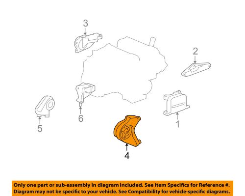 small resolution of details about saturn gm oem 08 10 vue auto transmission mount 25869278