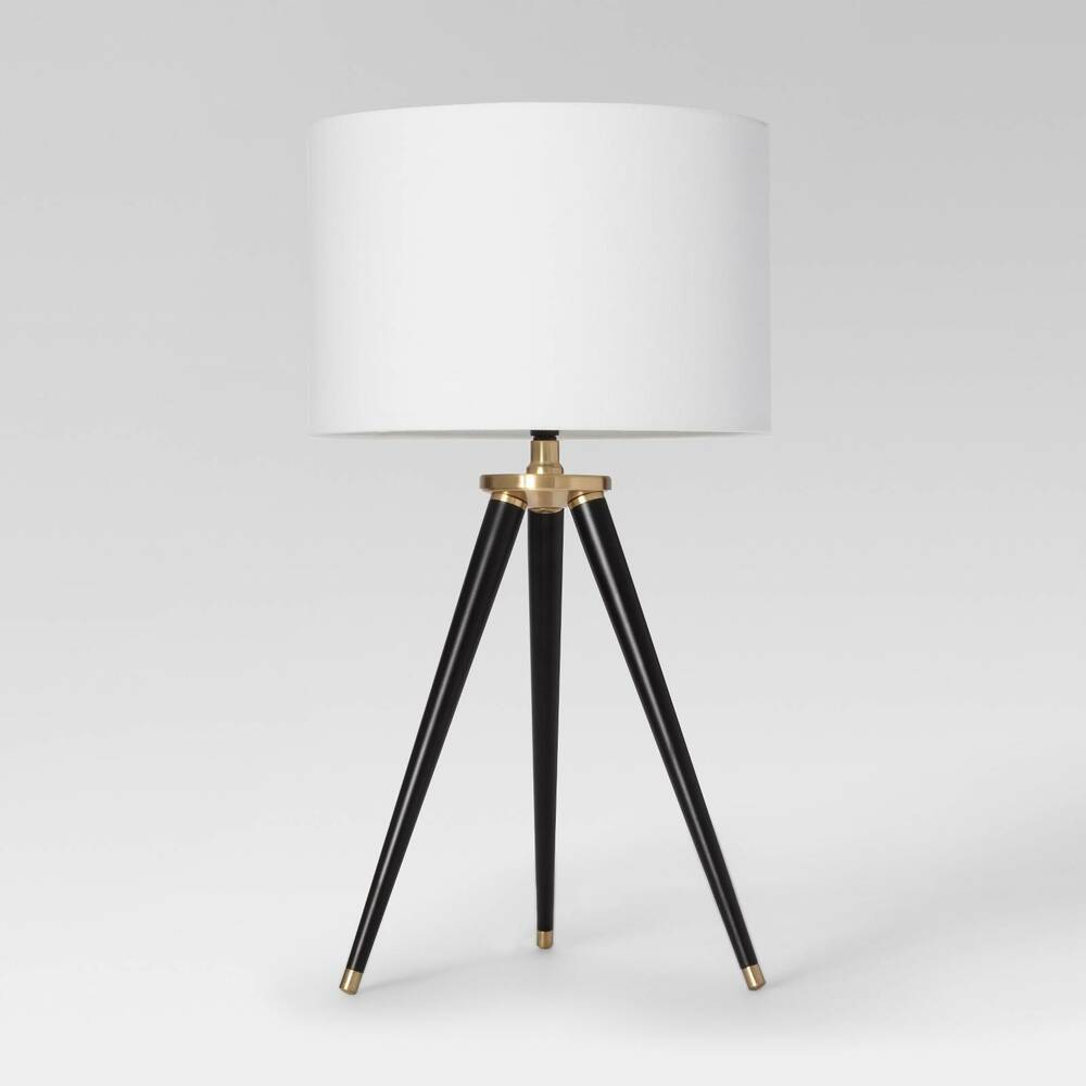 medium resolution of details about delavan tripod table lamp project 62