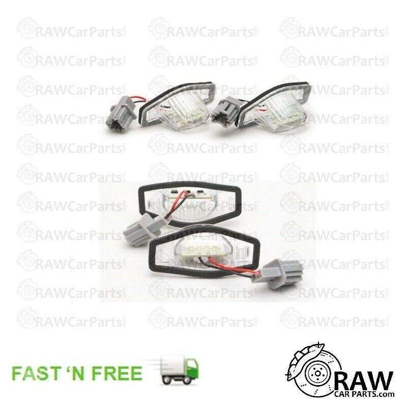 HONDA CIVIC EP2 EP3 LED Rear Number Plate Light ( Type R