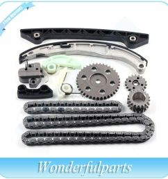 details about for ford fusion escape mercury milan mariner lincoln 2 3 2 5l timing chain kit [ 1000 x 1000 Pixel ]