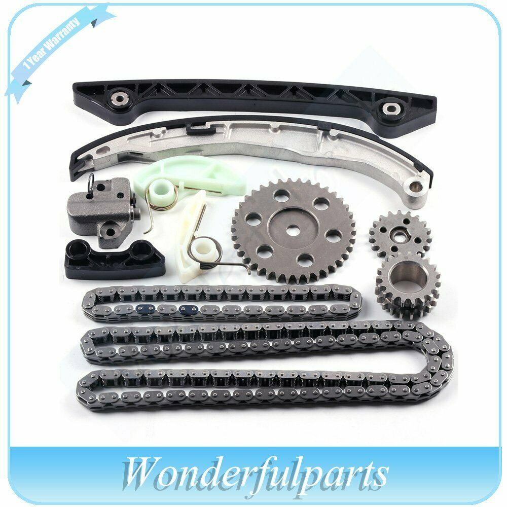hight resolution of details about for ford fusion escape mercury milan mariner lincoln 2 3 2 5l timing chain kit