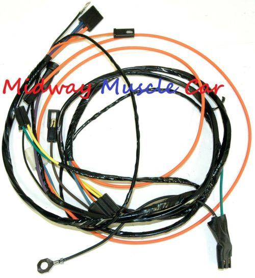 small resolution of air conditioning a c wiring harness 67 72 chevy pickup truck blazer c10 suburban