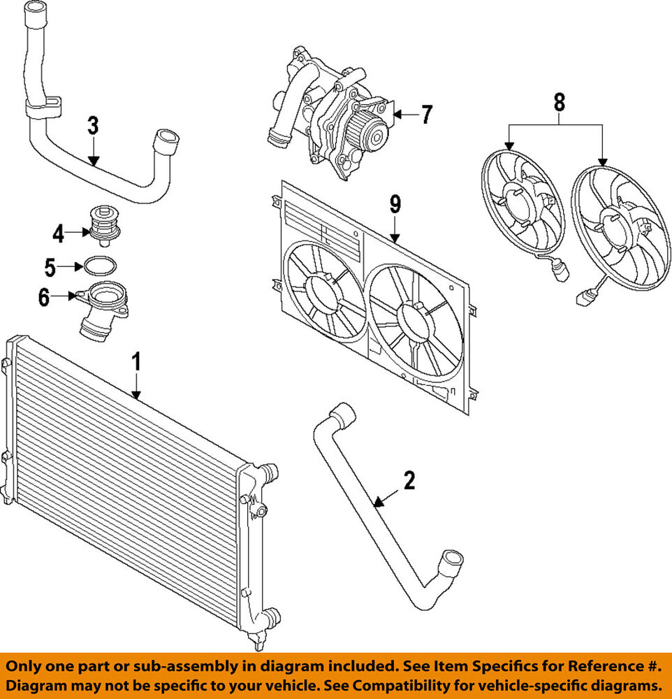 medium resolution of 2009 volkswagen tiguan engine cooling diagram
