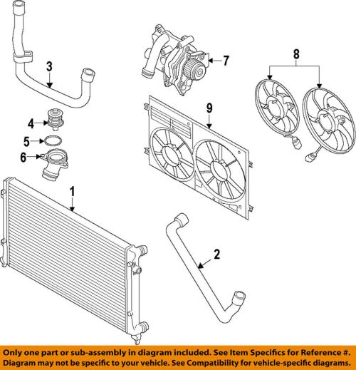 small resolution of 2009 volkswagen tiguan engine cooling diagram
