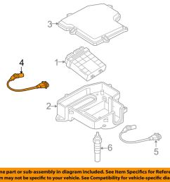 vw volkswagen oem 2005 passat engine camshaft cam position sensor type 2 vw engine diagram 2005 vw pat engine diagram [ 1000 x 798 Pixel ]