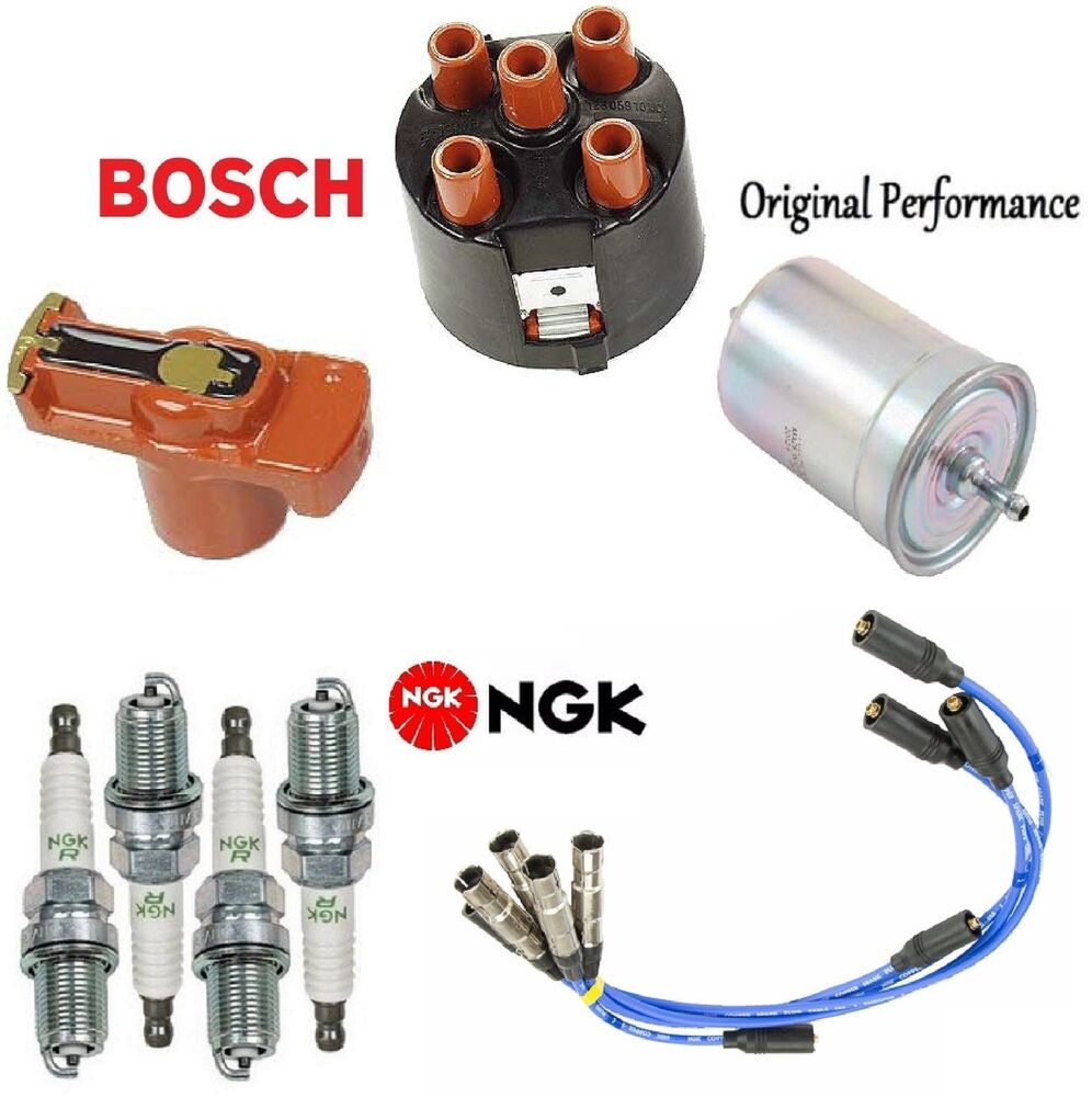 hight resolution of details about tune up kit wire set plugs cap rotor fuel filter vw volkswagen jetta 2 0l 93 99