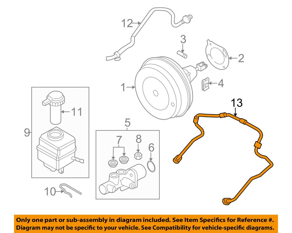 hight resolution of details about bmw oem 11 16 528i vacuum tube 11667591539