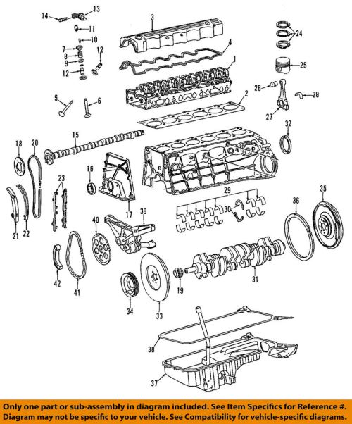 small resolution of mercedes oem 86 93 300e engine oil pan 1030100513 ebay diagram of a 1993 mercedes 300e engine