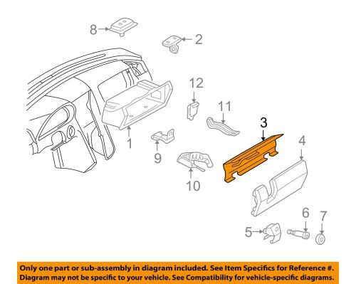 small resolution of details about mercedes mercedes benz oem 94 95 c220 glove compartment box door 2026801098