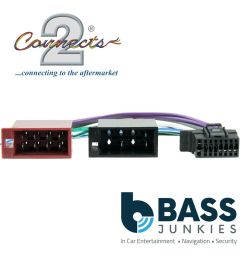 details about sony 16 pin iso head unit replacement car stereo wiring harness cdx series [ 1000 x 1000 Pixel ]