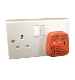 details about uk mains socket tester 240v polarity test 3 pin plug house electrical wiring [ 1000 x 1000 Pixel ]