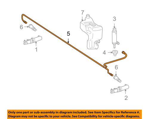 small resolution of details about mercedes mercedes benz oem s550 washer headlight head light hose 2218600392