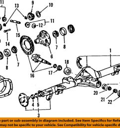 details about ford oem 08 10 f 250 super duty rear differential lock pin e5tz4241b [ 1000 x 839 Pixel ]