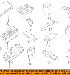 details about ford oem 13 18 c max 2 0l l4 fuse relay [ 1000 x 798 Pixel ]