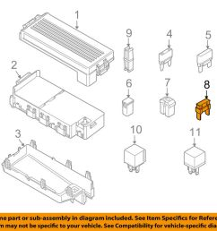details about ford oem fuse relay diode yl8z10c912aa [ 1000 x 798 Pixel ]