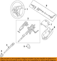 details about bmw oem 11 17 x3 steering column cover 32306790365 [ 930 x 1000 Pixel ]