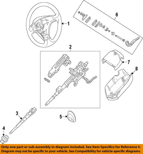 small resolution of details about bmw oem 11 17 x3 steering column cover 32306790365