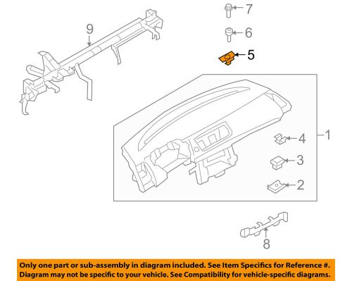 small resolution of details about bmw oem 08 13 128i instrument panel dash instrument panel clamp 51457116152