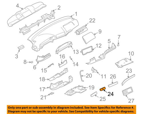 small resolution of details about bmw oem 97 98 540i instrument panel dash trim molding right 51458186356