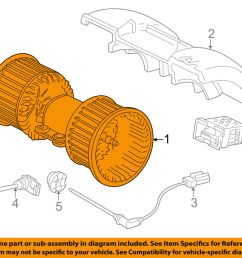 details about bmw oem 94 01 750il blower motor 64118391809 [ 1000 x 798 Pixel ]