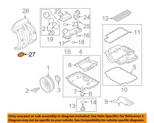 small resolution of details about porsche oem 09 17 911 engine intake manifold gasket 9a111021501