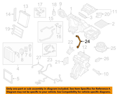 small resolution of details about vw volkswagen oem 15 16 golf 1 8l a c ac evaporator heater drain hose 5q1820127