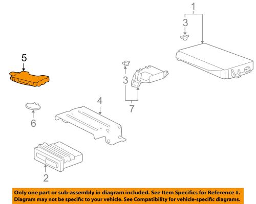 small resolution of details about porsche oem 99 05 911 alarm system anti theft sensor 99661821003