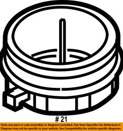 details about ford oem 08 10 e 350 super duty 6 0l v8 fuel system filter housing 4c2z9a343aa [ 972 x 1000 Pixel ]