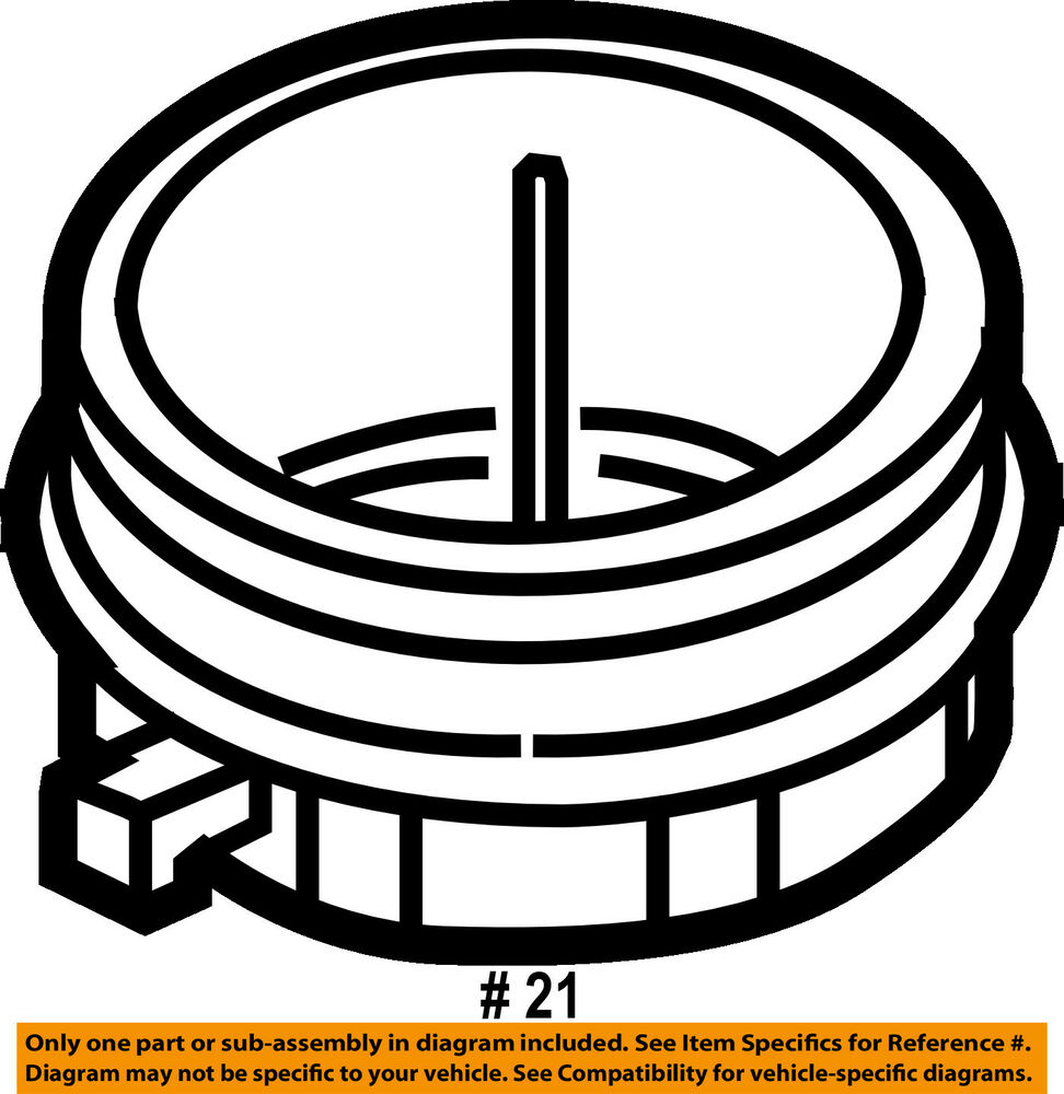 medium resolution of details about ford oem 08 10 e 350 super duty 6 0l v8 fuel system filter housing 4c2z9a343aa