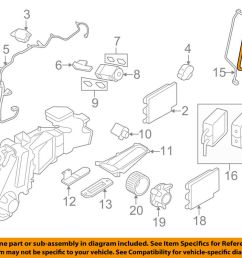 details about ford oem 05 07 freestyle auxiliary air conditioner hose 5f9z19835ab [ 1000 x 798 Pixel ]