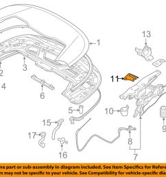 details about bmw oem 08 13 128i retractable top arm assembly spacer 41007166418 [ 1000 x 798 Pixel ]