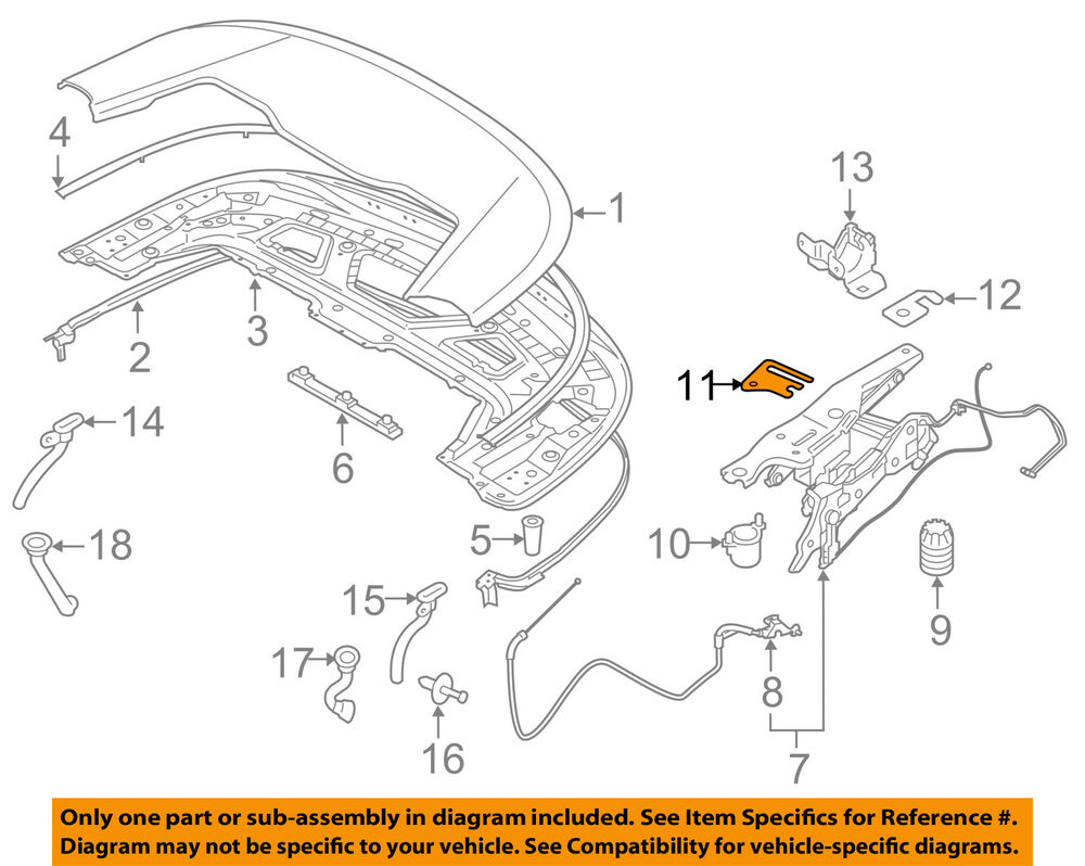 hight resolution of details about bmw oem 08 13 128i retractable top arm assembly spacer 41007166418