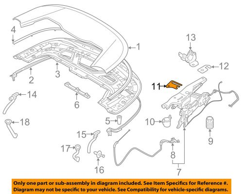 small resolution of details about bmw oem 08 13 128i retractable top arm assembly spacer 41007166418