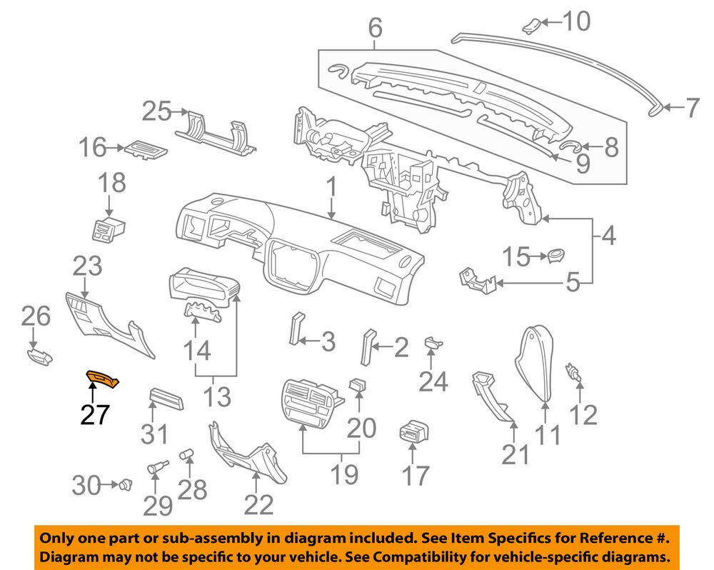 medium resolution of details about honda oem 96 00 civic instrument panel dash fuse box cover 77222sr3000zg