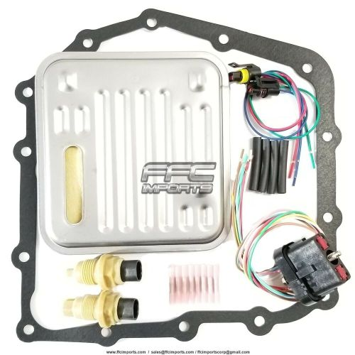 small resolution of details about a604 40te 41te mopar input output speed sensor w wire harness set filter kit