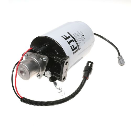 small resolution of details about for 2004 lly lbz silverado duramax fuel filter housing assembly primer 12642623