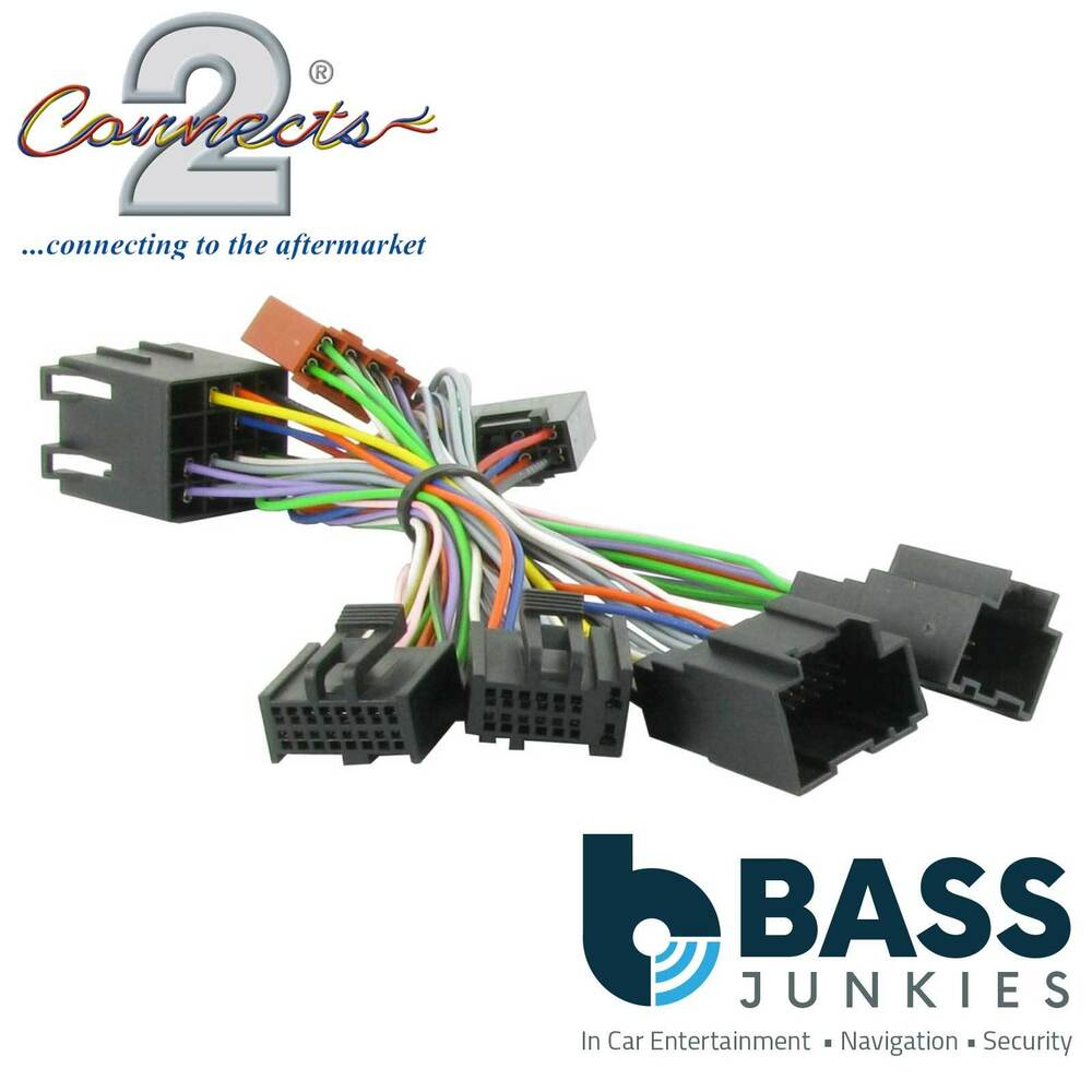 medium resolution of details about chevrolet aveo 2008 2011 car stereo iso t harness adapter lead ct10cv01