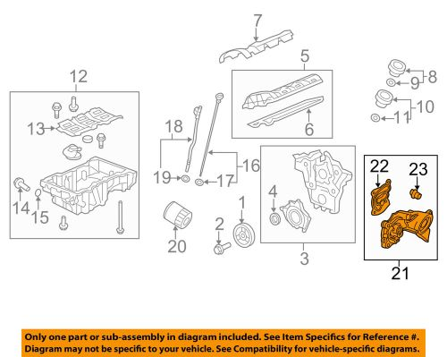 small resolution of details about gm oem engine parts adapter 12657485
