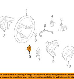 details about saturn gm oem 07 10 sky cruise control release resume switch 15942442 [ 1000 x 798 Pixel ]
