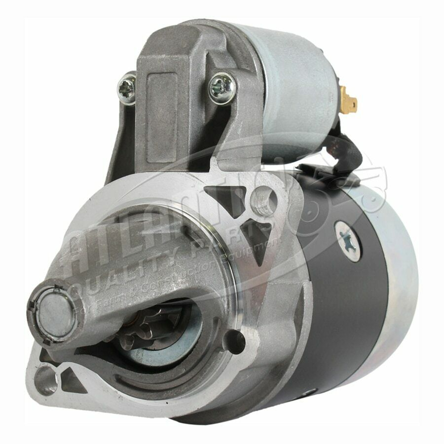 hight resolution of details about 15231 63015 aftermarket atlantic starter for kubota models b1550 b1750 b4200