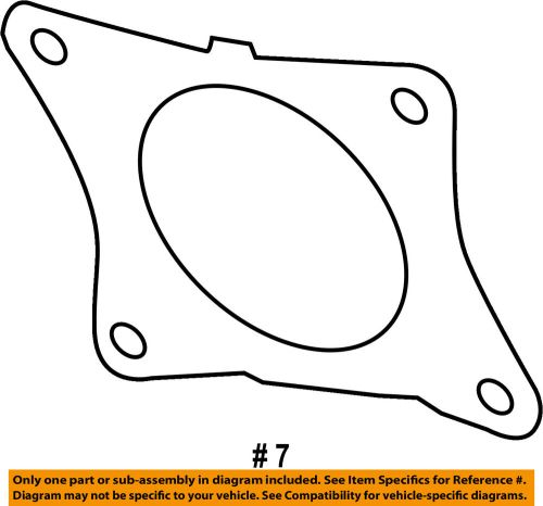 small resolution of details about ram chrysler oem 13 18 3500 6 7l l6 exhaust filter gasket 68065844ab