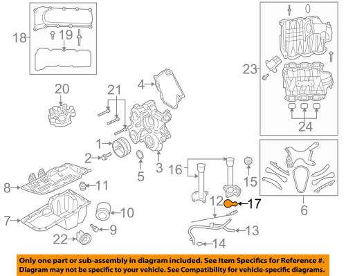 small resolution of details about chrysler oem engine housing gasket 53020889ac