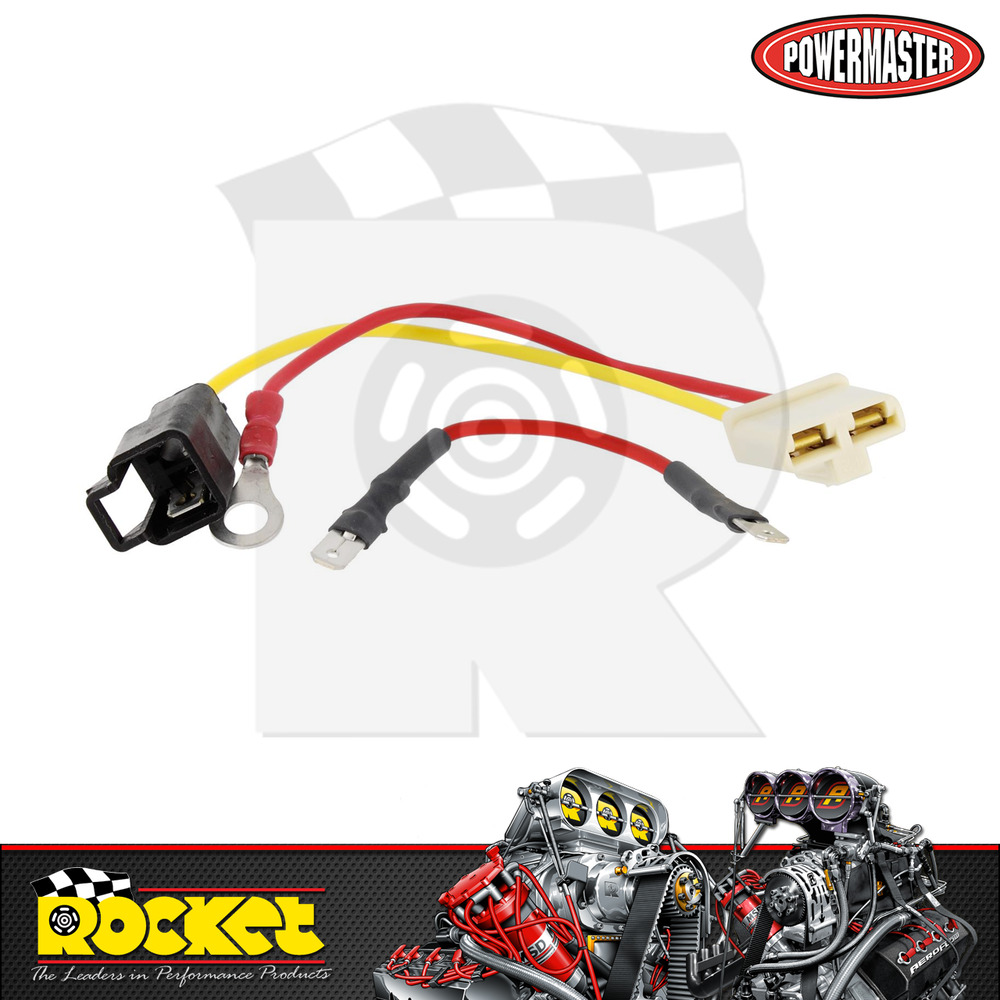medium resolution of details about powermaster 10dn to 10si alternator wiring harness adapter pm150