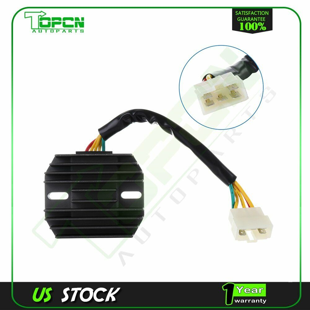 hight resolution of details about voltage regulator rectifier for arctic cat 454 bearcat 2x4 4x4 1997 1998 new