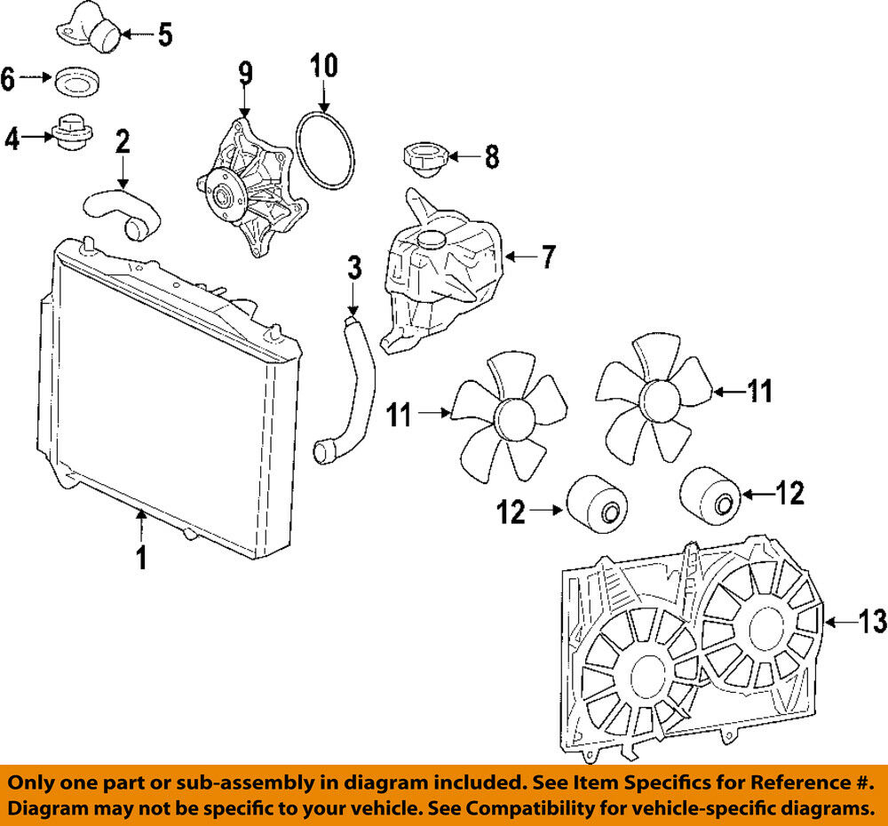 hight resolution of details about gm oem engine water pump 12583033