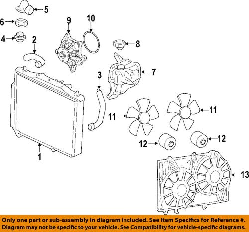 small resolution of details about gm oem engine water pump 12583033