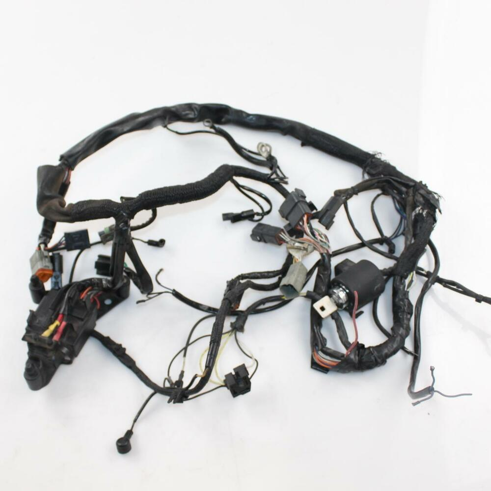 hight resolution of details about 00 harley davidson sportster 1200 custom xl1200c main wire harness loom