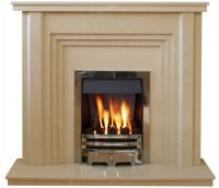 Conway Marble Fireplace Surround 54 or 48 inch wide | eBay