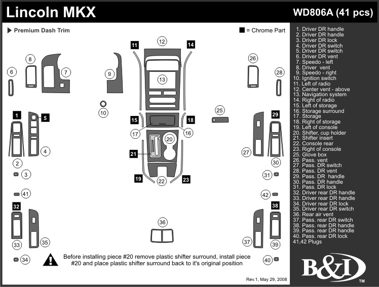 radio wiring kit