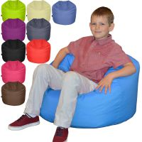 Kids Bean Bag with Beans Children Game Chair Gamer Extra ...